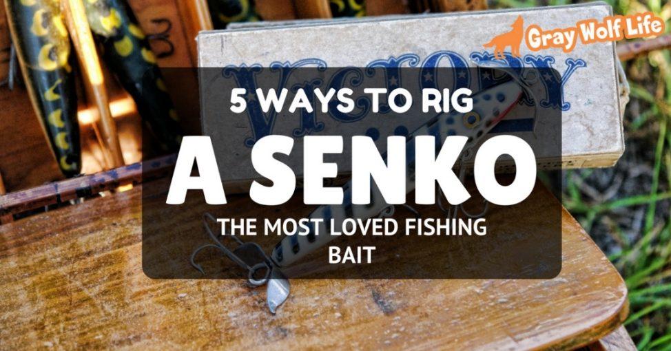 how to rig a senko 2016