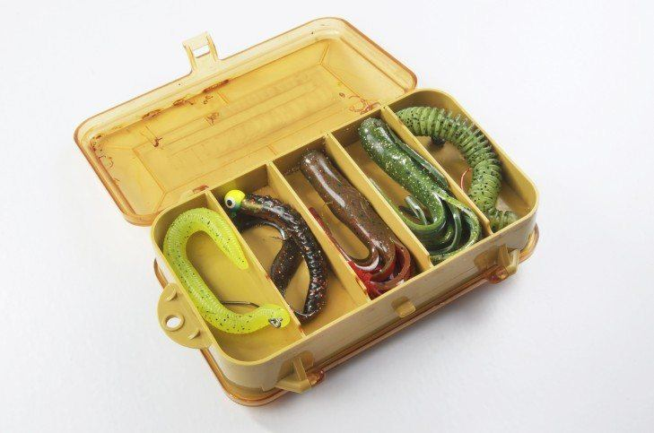 worm trolling lure