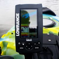 fish finder kayak