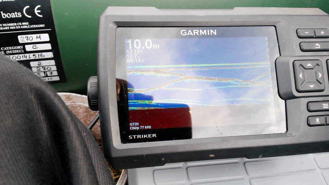 garmin striker 5dv review
