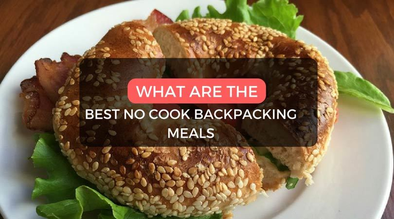 What Are The Best No Cook Backpacking Meals Recipes You Need To Know Because Camping