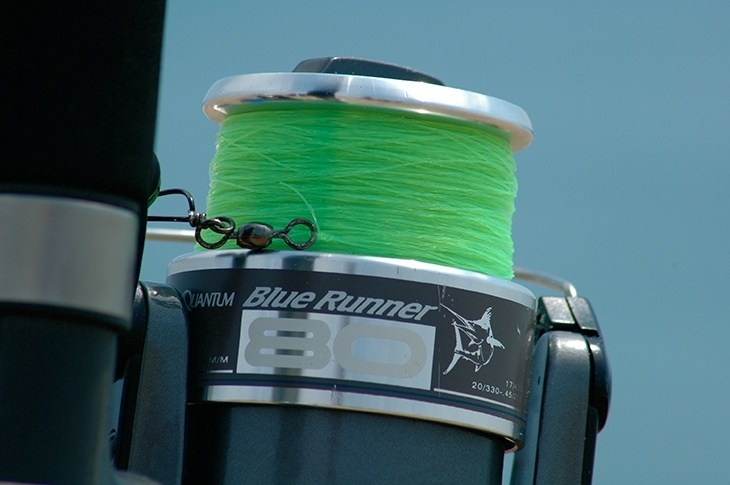 why choose braided fishing lines