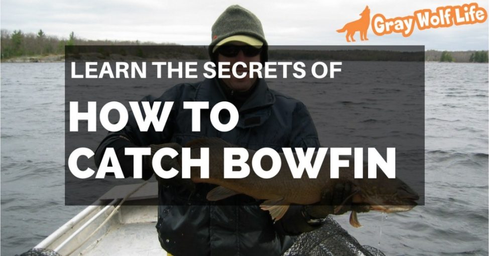 how to catch bowfin