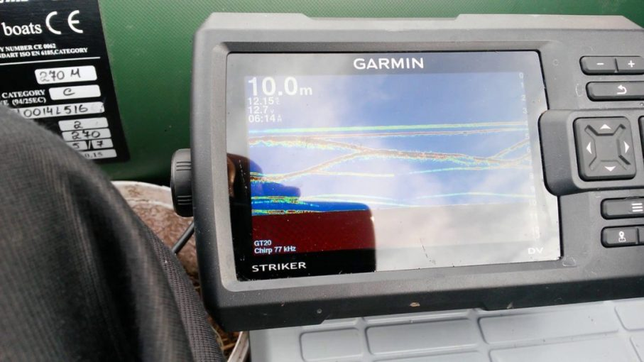 garmin striker 5dv review