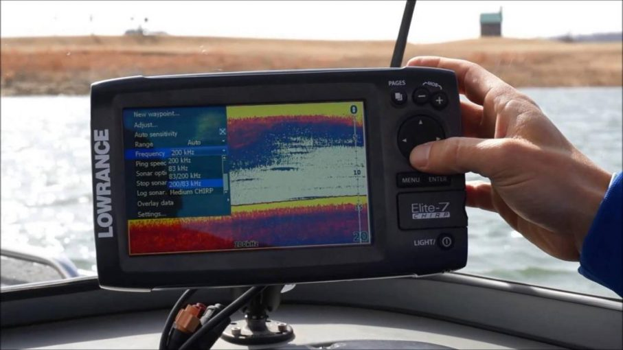 lowrance elite 7 chirp reviews