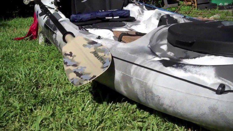 ocean kayak prowler 13 review