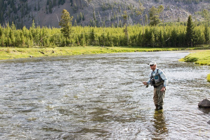 what is fly fishing ?